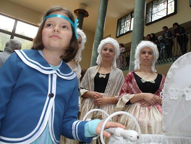 V Luhačovicích se ve dnech od 11. do 13. května 2012 konalo tradiční Otevírání pramenů.