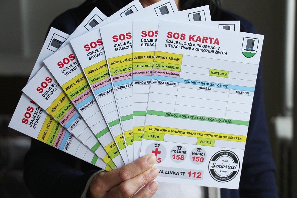 SOS karta