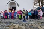Třetí adventní sobota patřila v Březnici jarmarku