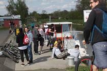 Už druhý víkend funguje provoz na Baťově kanálu, kde sezónu zahajují tradičně s příchodem máje.