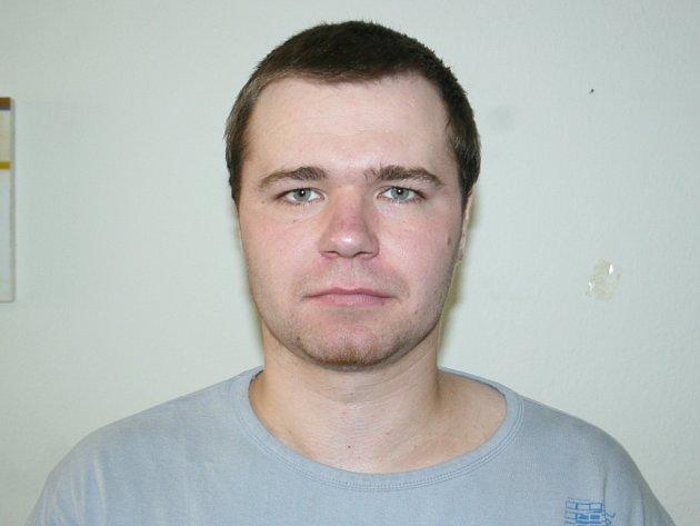 Sportovní redaktor Daniel Ostrčilík
