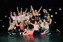 Taneční workshop ve Zlíně