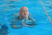 Mistrovství Moravy a Slezska v plavání pro sportovce s mentálním postižením.