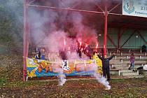 Fanoušci Pasek si víkendový duel s Nedašovou Lhotou náramně užili. Domácí SK Zlín totiž ve 12. kole okresního přeboru zvítězil 5:2.