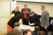 Volby rektora na UTB ve Zlíně