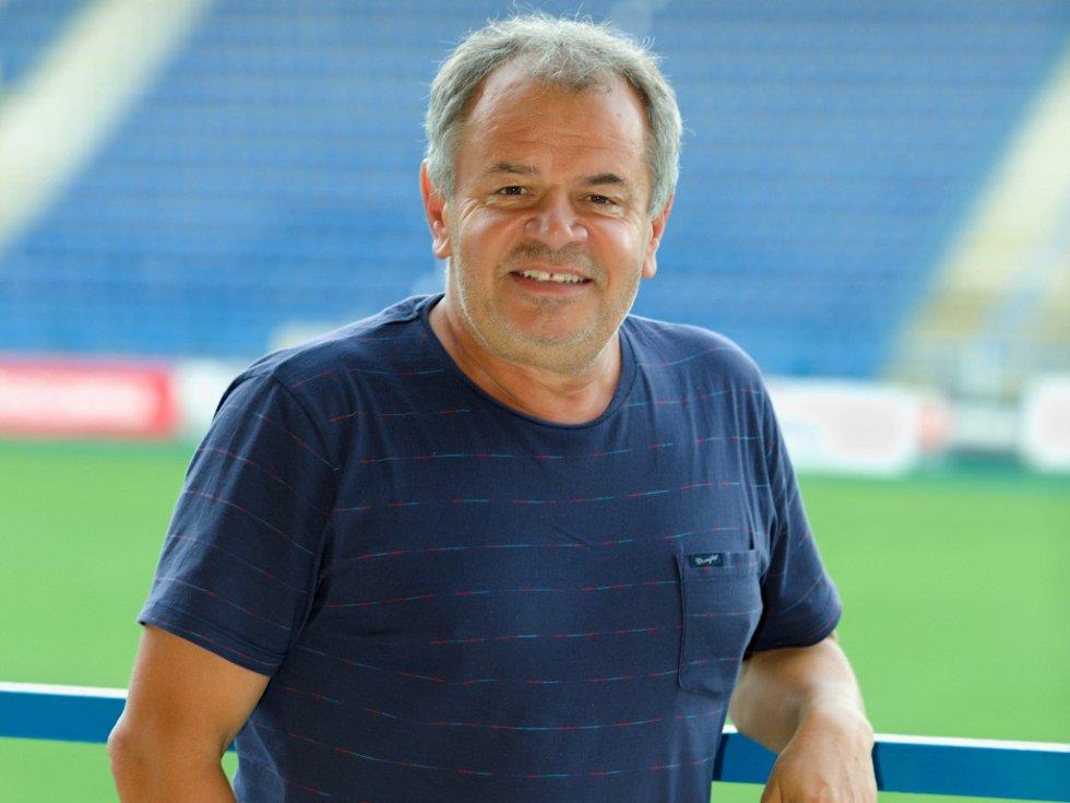 Majitel zlínského fotbalového klubu Zdeněk Červenka