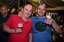 Stovky lidí zamířily na Pivní slavnosti s kulturním programem.