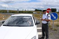 Krajská dopravní police: Kobra 11 to není, ale málokdo jí unikne.