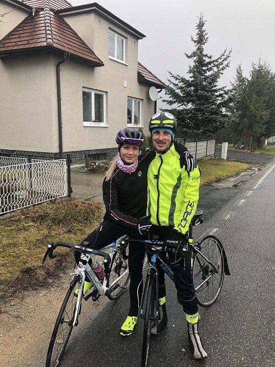 Novoroční vyjížďka ve Zlíně 2019