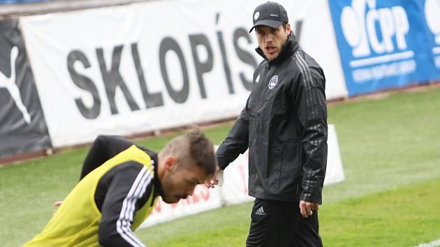 Trenér Jan Jelínek v závěru sezony povede fotbalisty Zlína.
