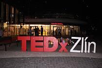 Konference TEDx ve zlínském Kongresovém centru. Ilustrační foto