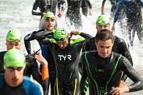 Evropský pohár v olympijském triatlonu v Caorle v Itálii 2021