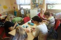 Knihovna ve Žlutavě se zapojila do akce s názvem KŘÍDLA POMOCI
