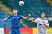 Obránce Liberce Jakub Jugas si připsal jubilejní dvoustý ligový start.