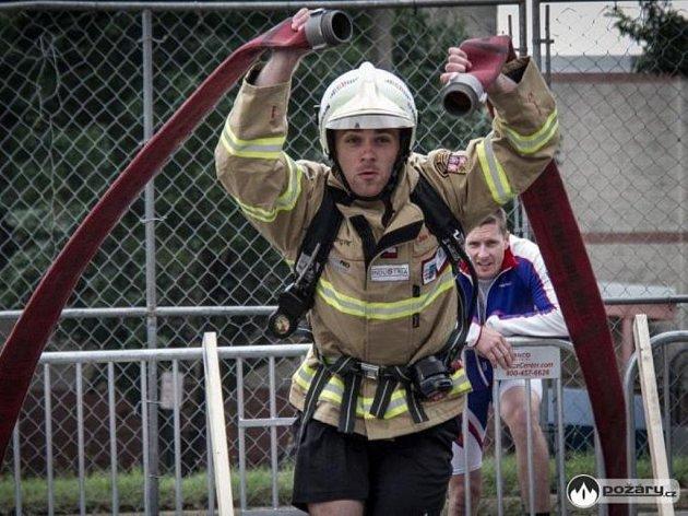 Zlínští hasiči mají světového šampiona.