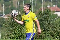 Fotbalisté Luhačovic vybojovali o víkendu jen bod.