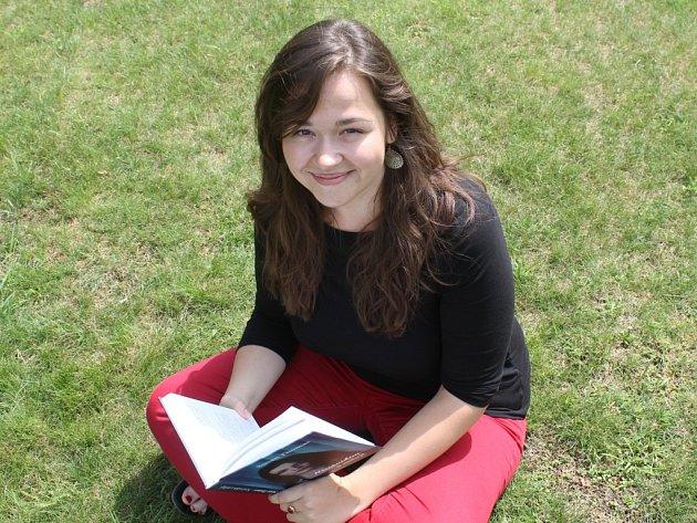 Třiadvacetiletá Zlíňanka Zuzana Tomášková začala psát na základě svých živých snů