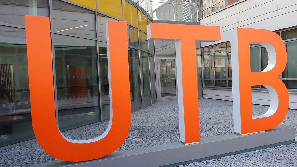 Univerzita Tomáš Bati ve Zlíně. Ilustrační foto