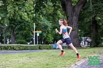 Vendula Horčičková na mistrovství světa v Terezíně