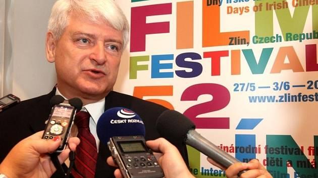 52. ročník Zlín Film Festivalu. Umělecký ředitel Petr Koliha