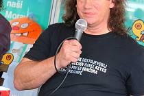 Jan Potměšil na filmovém festivalu ve Zlíně