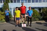 Běh na 2 míle ve Zlíně, říjen 2020