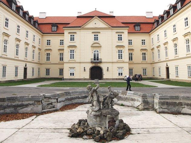 Napajedelský zámek je nyní v rukou podnikatelky Evy Gajdošík