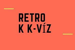 Retro K-kvíz.