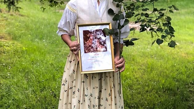 Julinka Vajdáková uchvátila porotu v Rožnově pod Radhoštěm, když zazpívala s BROLNem.