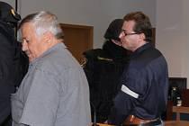 Martin Bódiš ve čtvrtek u krajského soudu ve Zlíně. Ilustrační foto