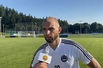 Zkušený záložník Marek Hlinka věří, že se ševci z porážky s Prostějovem poučí.