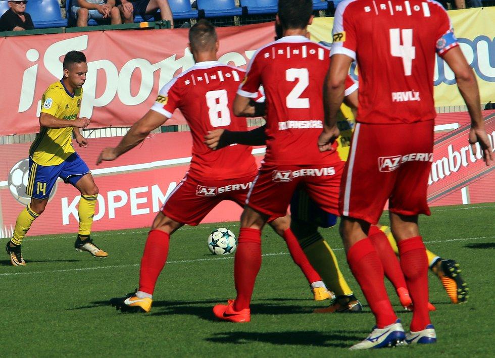 FC  FASTAV Zlín - FC Zbrojovka Brno