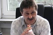 šéf kopané na Zlínsku Pavel Brímus