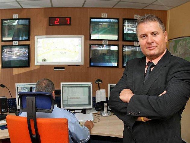Milan Kladníček, ředitel Městské policie Zlín