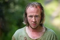 Čeští filmaři právě natáčejí celovečerní hraný snímek Hrana zlomu na pomezí hororu a thrilleru.  Na snímku Štěpán Kozub.