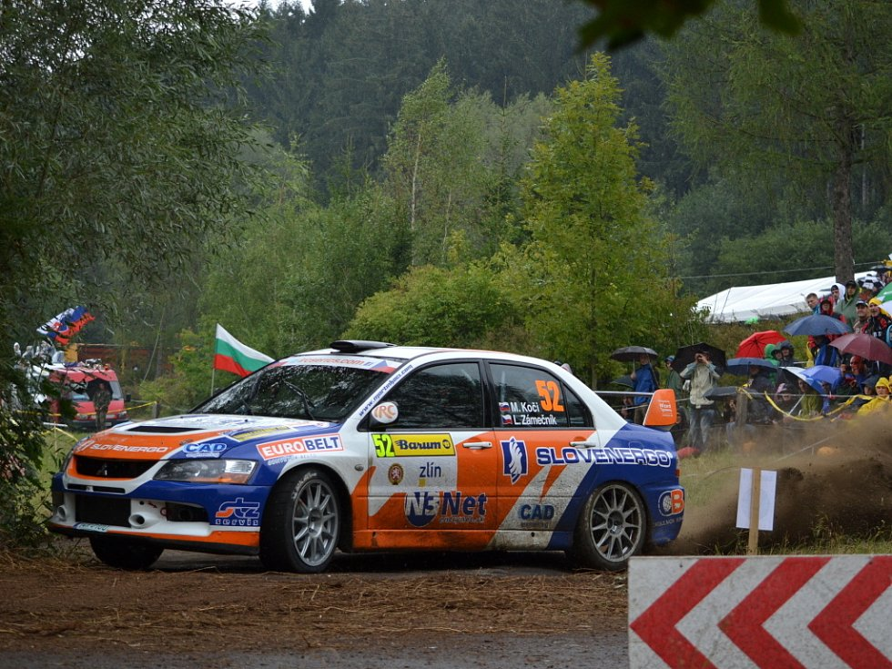 Barum Rally Zlin: Star Rally