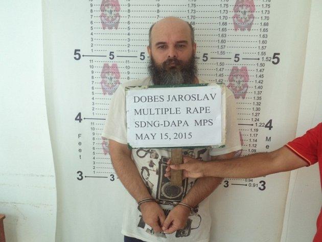 Guru Jára zadržen na Filipínách.