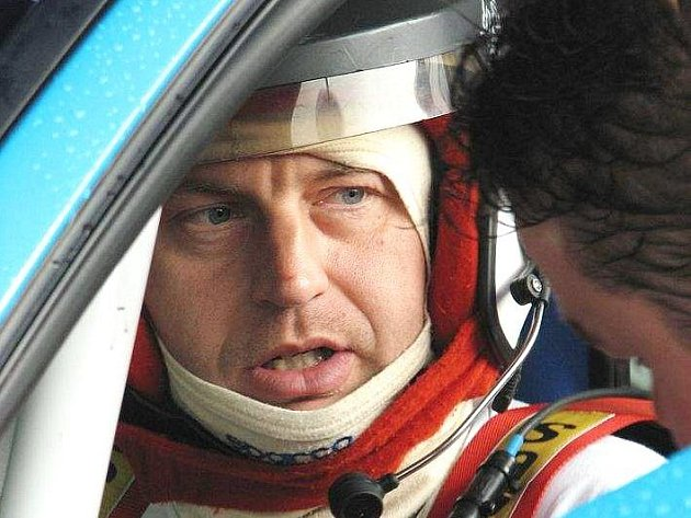 Pilot Milan Kneifel.