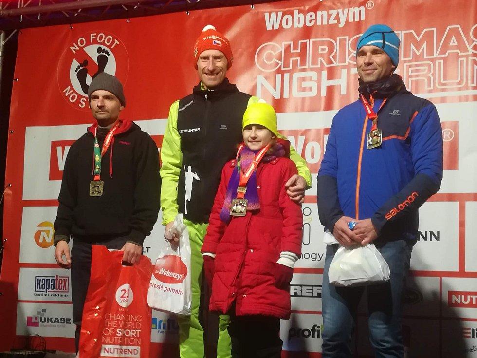Miroslav Bětík a jeho rodina