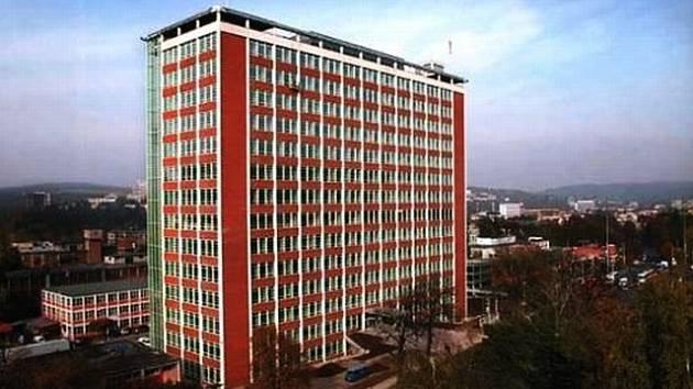 21.budova ve Zlíně