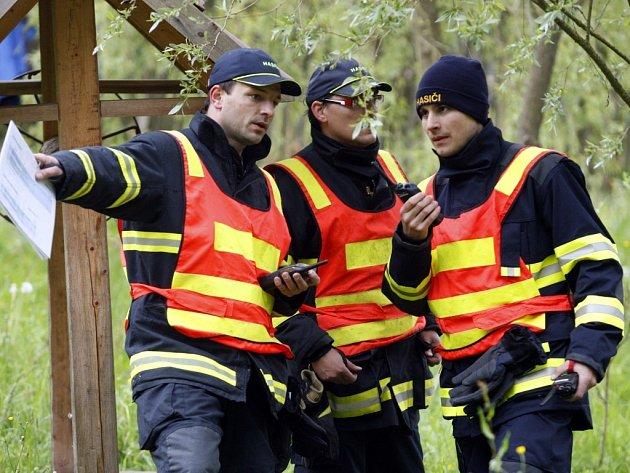 Mezinárodní cvičení složek IZS nedaleko obce Žítková.