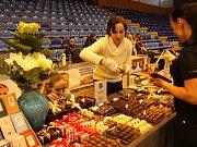 Čokoládová show ve Zlíně