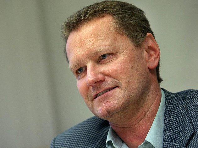 Zlínský primátor Miroslav Adámek