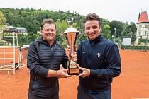 Tenisový turnaj Lázně Luhačovice Cup 2019. vítězové