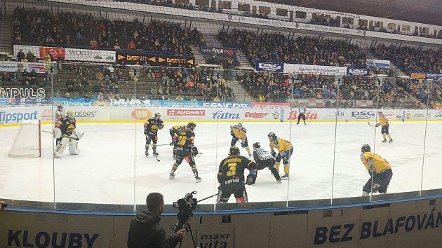Zlin vs. Litvínov