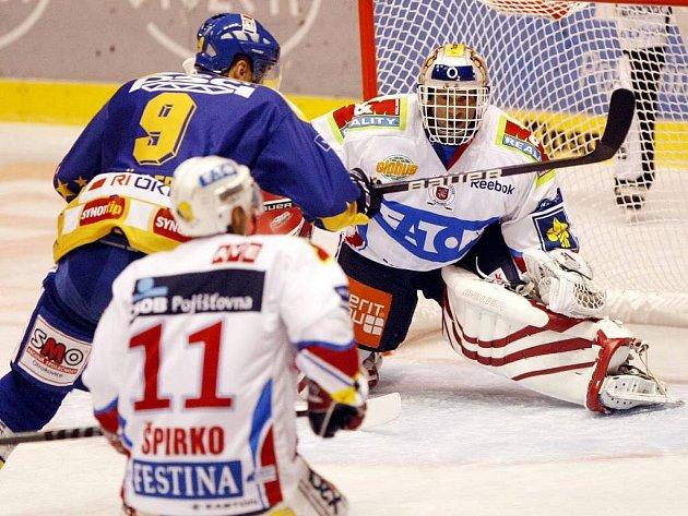 Pardubice proti Zlínu