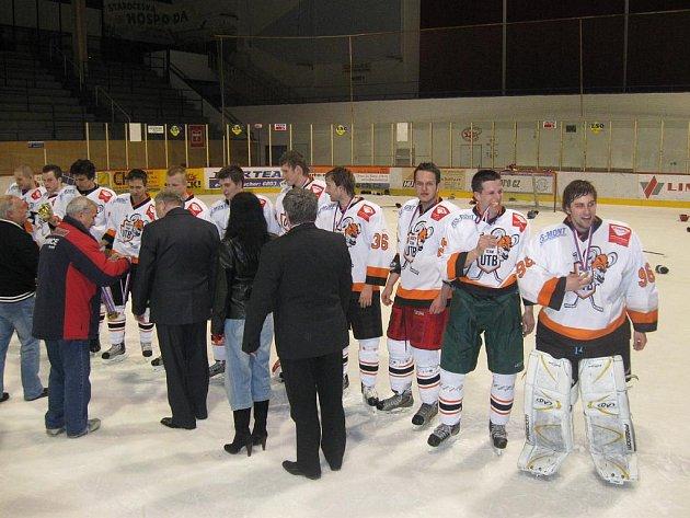Hokejový tým Univerzity Tomáše Bati ve Zlíně