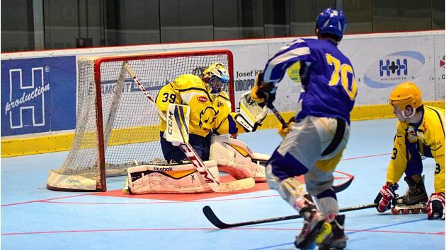 inline hokej Zlín Devils