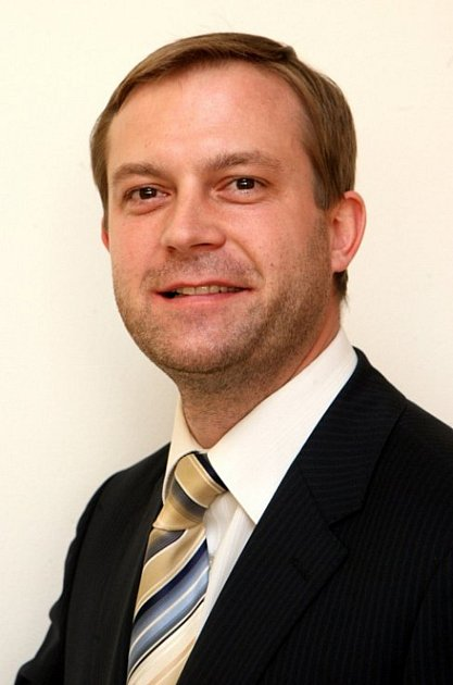 Ekonom a regionalista Oldřich Hájek.