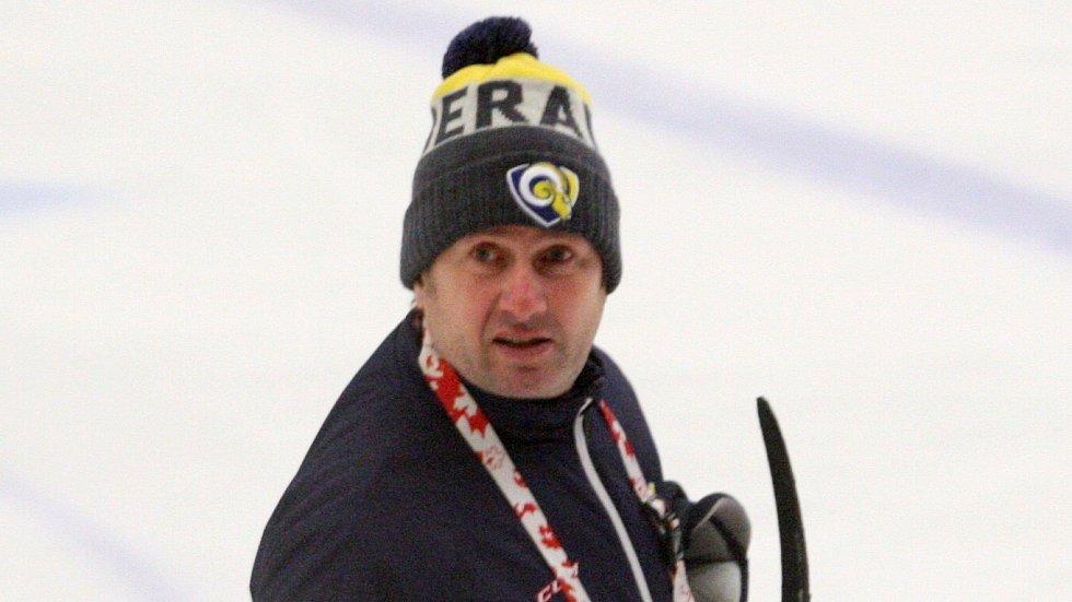 Trenér Robert Svoboda